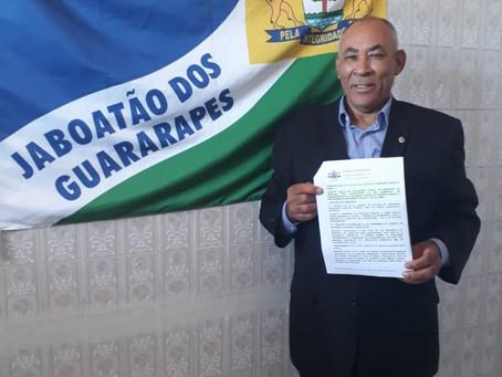 Vereador apresenta projeto de lei sobre o combate à violência contra o idoso