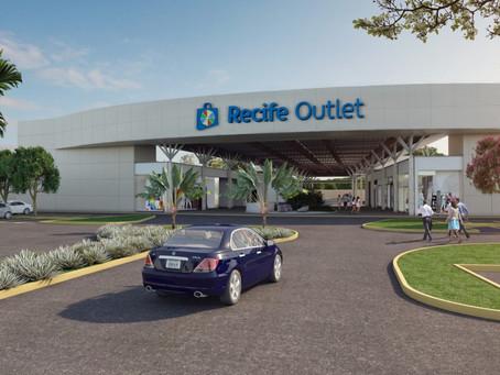 Recife Outlet abre as portas com mais de 90% das operação em funcionamento