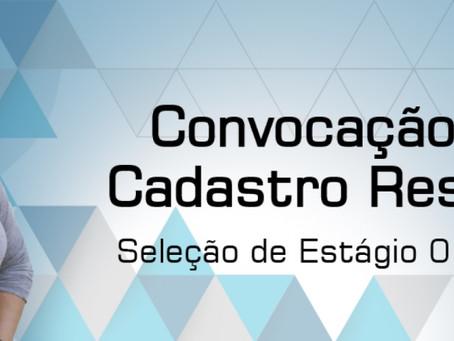 Sesc continua a análise de documentos do processo de Estágio nas unidades do Recife e Jaboatão