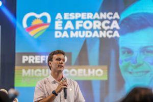 Miguel Coelho inicia série de debates e encontros por Pernambuco