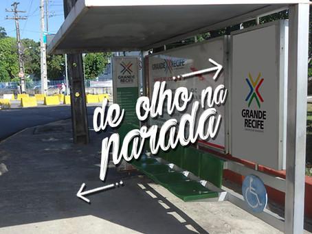 Estação de BRT será desativada para continuidade das obras na Conde da Boa Vista