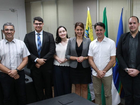 Presidente da OAB Jaboatão se reúne com o prefeito Anderson Ferreira