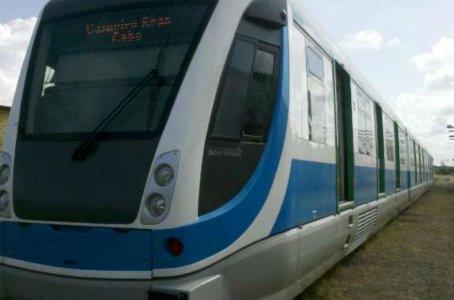 Adolescente morre atropelado por trem em Jaboatão