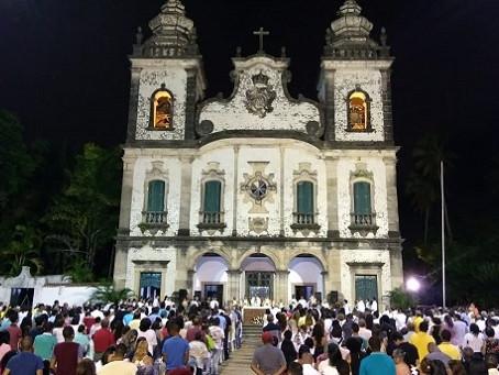 Dom Fernando vai celebrar última missa do ano no Monte Guararapes em Jaboatão