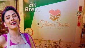 Participante do programa de TV Bake Off Brasil vai inaugurar loja no The Garden Open Mall