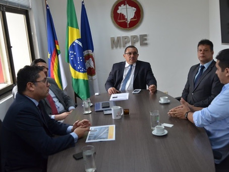 MPPE reforça orçamento para desenvolvimento de ações de combate ao crime e à corrupção
