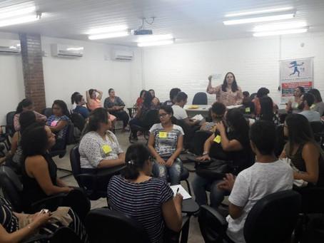 ECI/SCGE faz oficina para ouvidores da Prefeitura de Jaboatão
