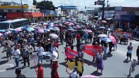 Servidores de Jaboatão prometem novo ato contra Reforma Previdenciária Municipal