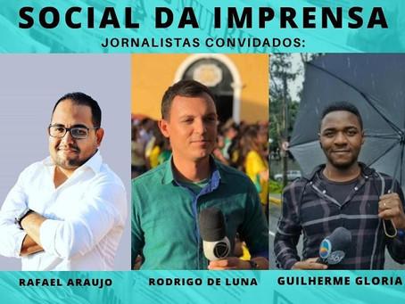 Jornalistas se reúnem para debater compromisso social da imprensa em Jaboatão