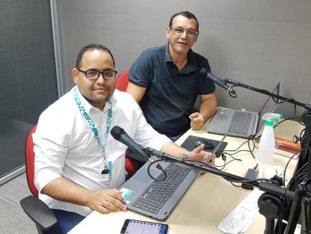 Jornalista jaboatonense Rafael Araújo estreia na Rádio 97 FM