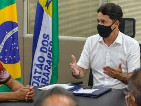 Prefeito de Jaboatão anuncia reposição inflacionária de 4,52% para os servidores