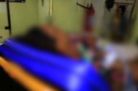 Dona de casa tem o corpo queimado após brigar com o marido no Curado