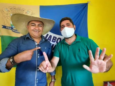 Grupo 'Chicote de Painho' declara apoio a Daniel Alves (MDB)