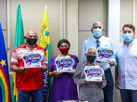 Jaboatão entrega prêmios aos mestres homenageados na Mostra Cultural