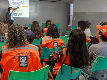 Áreas com risco de deslizamento serão monitoradas em Jaboatão