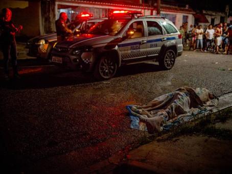 Ipea divulga o Atlas da Violência dos municípios brasileiros