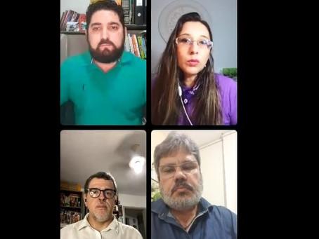 Lideranças de Jaboatão articulam a criação de umauma frente ampla da oposição