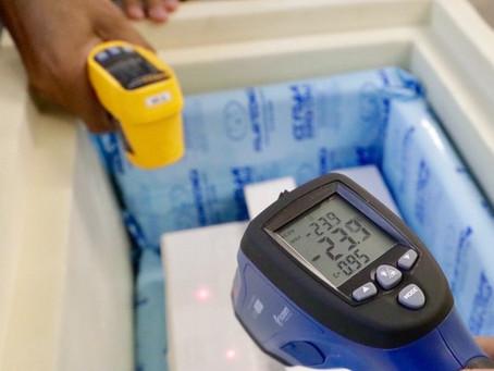 Jaboatão receber mais de 11 mil doses da vacina da Pfizer