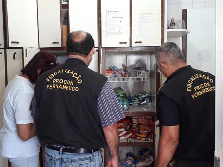 CIAPPI e Procon-PE fiscalizam ILPI em Jaboatão