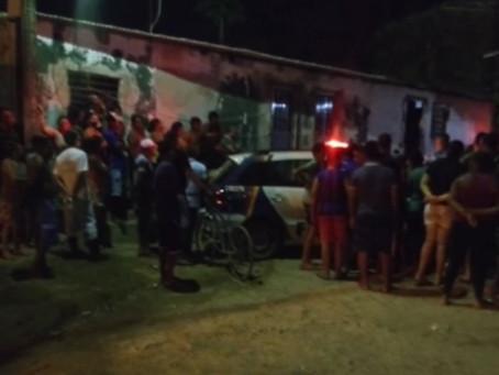 Homem é morto com mais de 20 tiros em Jaboatão
