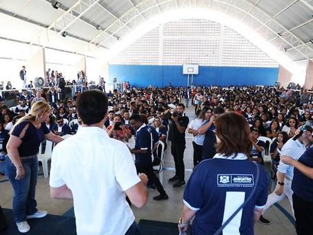 Matrículas nas escolas municipais de Jaboatão iniciam nesta segunda