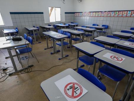 Matrículas na rede municipal de do Jaboatão começam na próxima segunda