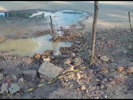 Moradores do Conjunto Muribeca reclamam sobre falta de água
