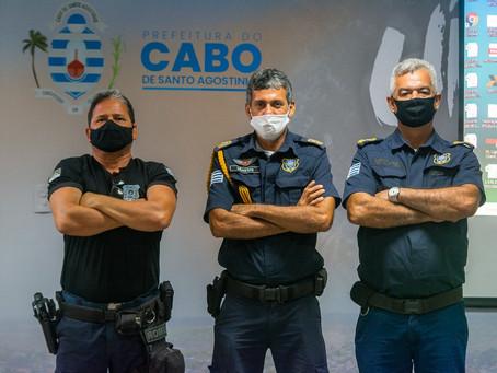 Cabo convoca 117 guardas municipais aprovados no último concurso