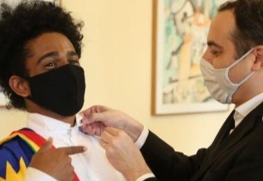Fred Ramon publica encontro com o governador de Pernambuco