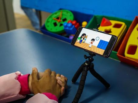 Equipe multidisciplinar desenvolve vídeos para ajudar crianças a lidar com pandemia