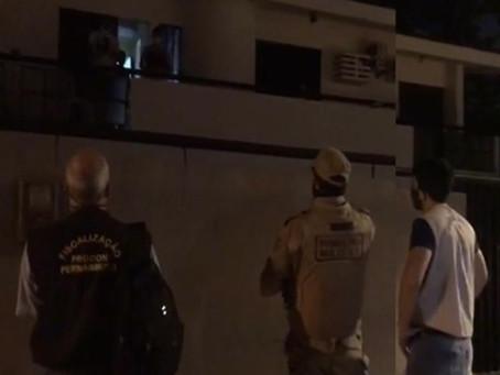 Procon-PE interdita casa noturna em Jaboatão