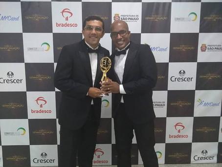 Maranata conquista troféu de melhor rádio evangélica