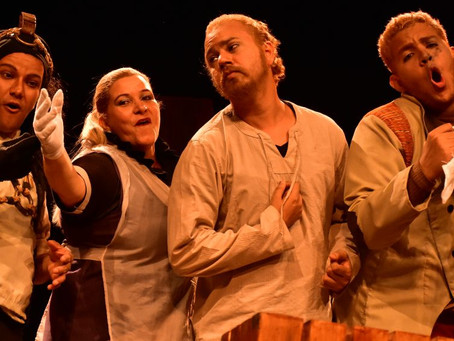 Sesc Piedade divulga selecionados para o Curso de Interpretação para Teatro