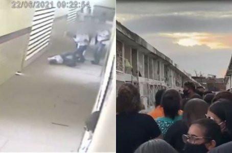 Saudade e revolta marcam enterro de adolescente morto após 'brincadeira de luta' dentro de escola