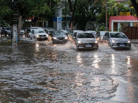 Apac renova aviso de chuvas em Pernambuco