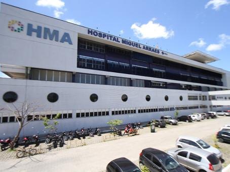 Hospital Miguel Arraes abre inscrições para processo seletivo