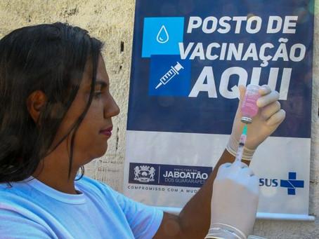 Jaboatão inicia campanha de vacinação contra sarampo na próxima segunda (7)