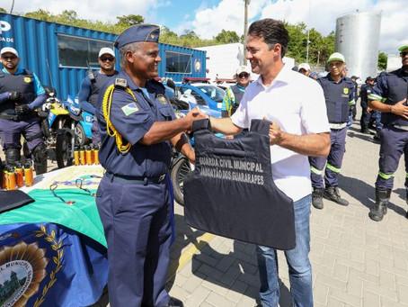 Prefeitura do Jaboatão adquire 200 coletes balísticos para guardas e agentes de trânsito