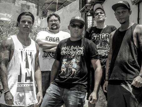 """Saga HC apresenta novo EP """"Verdadeiros Marginais"""" no FIG"""