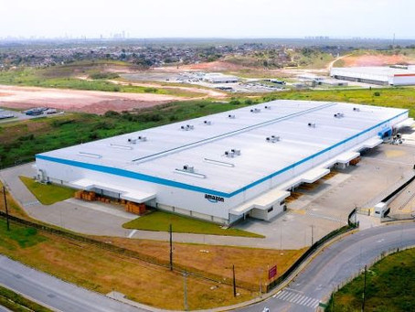 Amazon inaugura Centro de Distribuição no Cabo de Santo Agostinho