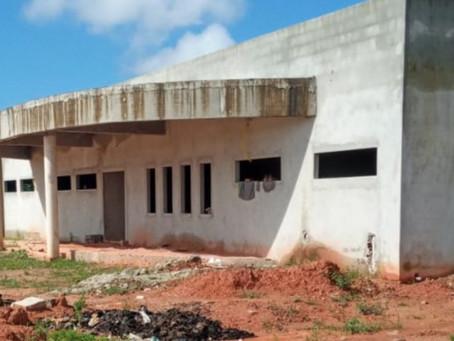 Moradores denunciam abandono da Policlínica de Muribeca