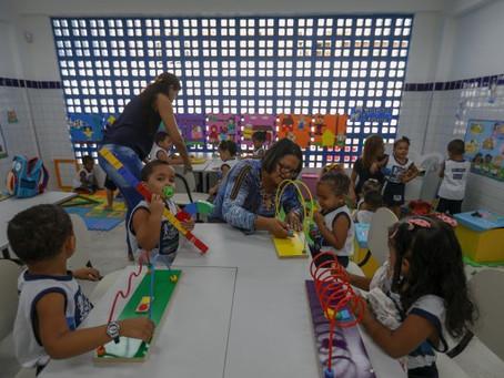 Jaboatão passa a contar 21 unidades de educação infantil
