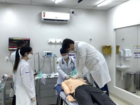 Inaugurado centro de simulação para alunos e profissionais de Jaboatão