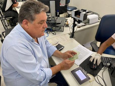 Silvio Costa confirma transferência de título de eleitor para Jaboatão