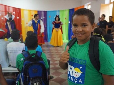 Pró-Criança promove 1º Torneio da Amizade em Jaboatão