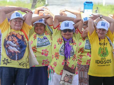 Prefeitura do Jaboatão comemora Dia Nacional do Aposentado