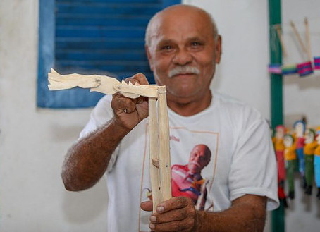 Mestre Saúba: Patrimônio Vivo de Pernambuco