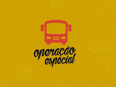 Grande Recife põe em operação linhas especiais de ônibus durante o Carnaval