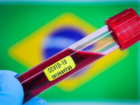 Confirmado segundo caso de coronavírus no Brasil