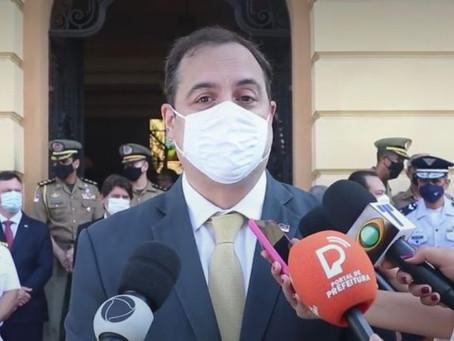 Pernambuco prorroga prazo do estado de calamidade pública devido a pandemia da Covid-19